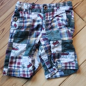 3T Janie and Jack shorts